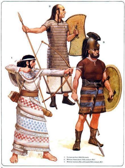 LUCHAS HITITAS POR EL PODER | Geografía e Historia | Scoop.it