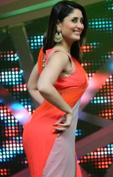 Sexy Hot Figures Of Kareena Kapoor in Red Saree ~ Actress Pictures | 2014 Hot Actresses | Scoop.it