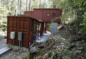 Shipping Container Homes: Modulus, Six Oaks - Santa Cruz ... | Container houses | Scoop.it