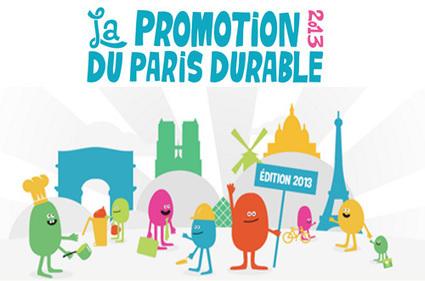 Paris innove avec un prix participatif du développement durable | Sustainabl'ideas | Scoop.it
