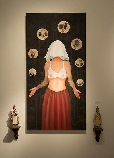 "Lezley Saar's ""Madwoman in the Attic""   All Things Postcolonial   Scoop.it"