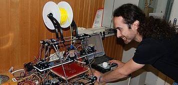 3D-Drucker im Mühlviertel: Ein Ort bastelt an der Technik der Zukunft   OTELO in der Presse   Scoop.it