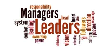 9 Differences Between Managers and Leaders | Leadership | Scoop.it
