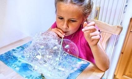 Actividades para fomentar la manipulación y la experimentación en verano - Educación 3.0 | RED.ED.TIC | Scoop.it