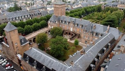 Hôtel cinq étoiles à Rodez : «Une ouverture définitive à l'été 2019» | L'info tourisme en Aveyron | Scoop.it