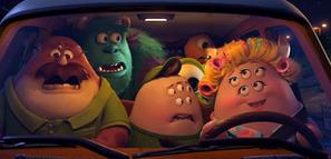 Watch: Pixar's Charming 'Monsters University' Mother's Day Video ... | Pixar | Scoop.it