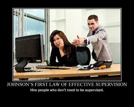 The Secret to SuccessfulSupervision | Learning, Teaching & Leading Today | Scoop.it