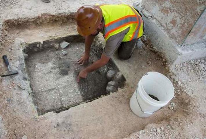 Alamo dig yields colonial wall remnants | Archaeology News Network | Kiosque du monde : Amériques | Scoop.it