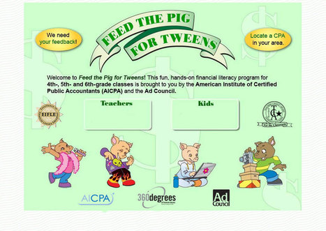 Feed the Pig for Tweens | Natural Product Alternatives | Scoop.it