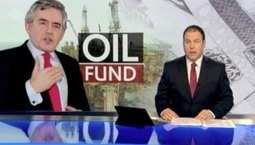 Gordon Brown's oil fund - the ultimate contradiction | Business Scotland | Scoop.it