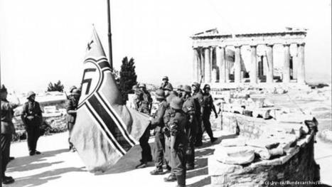 El heroismo de los griegos ante Alemania - Revista de Historia | Enseñar Geografía e Historia en Secundaria | Scoop.it