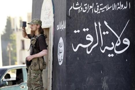 Islamic State beheads, crucifies in push for Syria's east   Humanitarian emergencies   Scoop.it