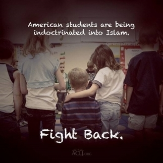 Outrage against Christians: Public schools in US shun Christianity, welcome Islam | 5th Seal - Revelation 6:9-11 | Scoop.it