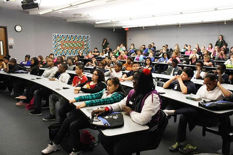 Events Encourage Women, Hispanic Students to Seek STEM Careers - University of Texas at Dallas (press release) | 21st Century Modern Education | Scoop.it