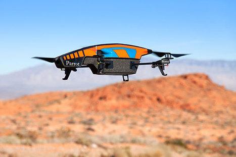 Tiny Device Will Detect Domestic Drones   TECHNOCRACY   Scoop.it