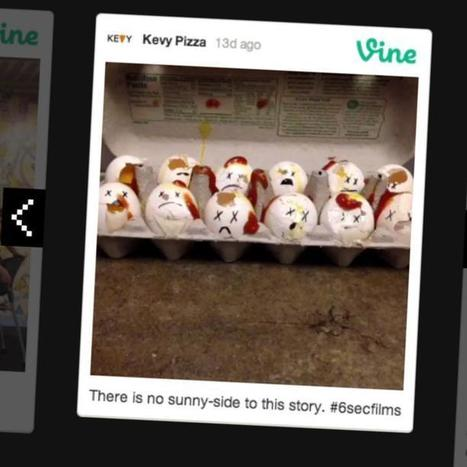Top 40 Vines Chosen in Tribeca Film Festival's #6SecFilms Contest | CCC Social Media | Scoop.it