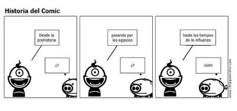 El comic, una herramienta didáctica seria | Asómate | MJPA educación | Scoop.it