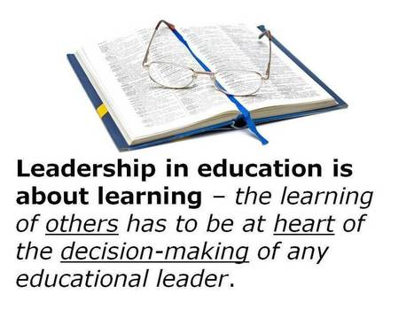 Placing Instructional Leadership on the Front Burner | Leadership | Scoop.it