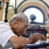 El último amanuense de cartas de Saigón - Lainformacion.com | Revista Seda - Actualidad | Scoop.it