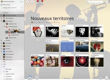 Pearltrees lance SmartCloud pour importer et organiser ses données postées sur Internet | netnavig | Scoop.it