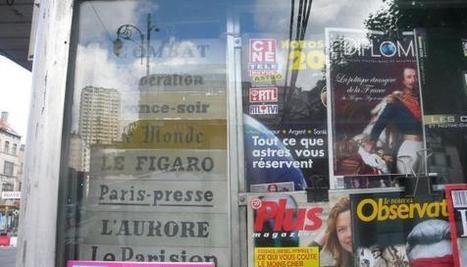 La crise de la presse écrite est générale en Europe | New Journalism | Scoop.it