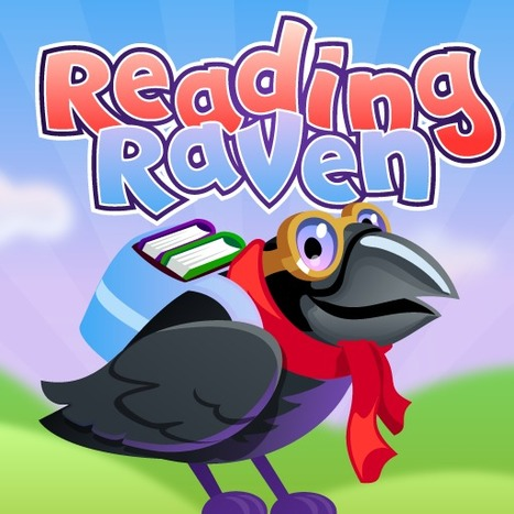Reading Raven | Apps For Children with Special Needs | Apps for Children with Special Needs | Scoop.it