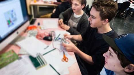 Nieuw leerplankader helpt scholen met lessen in digitale vaardigheden | Mediawijsheid PO | Scoop.it