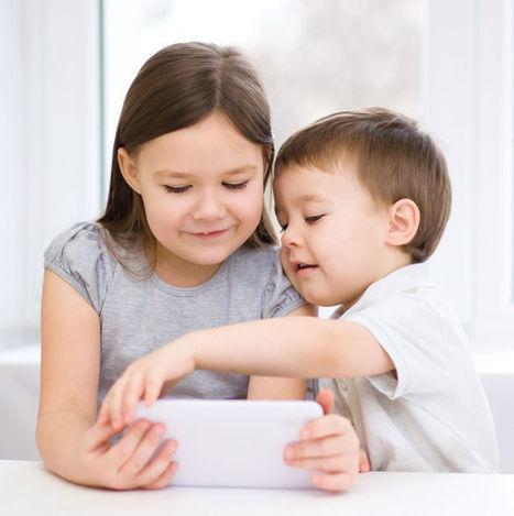 Lasten mediabarometri: Internet on jo osa pienimpienkin arkipäivää | Digital TSL | Scoop.it