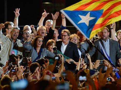 Catalonia independence: 'Social disobedience' on the cards in Spain as cracks show in left-right alliance - The Independent | AC Affairs | Scoop.it