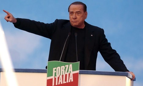 Silvio Berlusconi ousted from Italian parliament after tax fraud conviction | Sport and news varie | Scoop.it