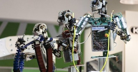 Video: Why robots will never make decisions like humans | Objets connectés & robotique | Scoop.it