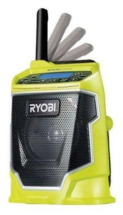 ^_^   Ryobi Akku-Radio CDR180M Radio grün ohne Akku und Ladegerät   Krabbeldecken Günstig   Scoop.it