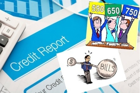 Find Out How Credit Scores Are Calculated and Improve Your Credit | Financial, Personal Guide | Scoop.it