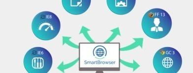SMARTBROWSER, LE PREMIER NAVIGATEUR WEB UNIVERSEL | News DATA SYSCOM - Dématérialisation - Editique | Scoop.it