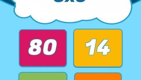 Qwix Tables, une application ludique pour apprendre les tables de multiplication   Des jeux pour apprendre en s'amusant   Scoop.it