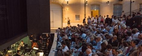 Calendrier | Festival d'Art Lyrique d'Aix-en-Provence | En été fait ce qu'il te plait ! | Scoop.it