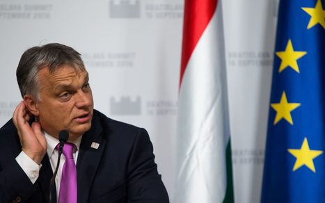 Hungarian prime minister demands EU 'round up migrants and put them on an island' | How will you prepare for the military draft if U.S. invades Syria right away? | Scoop.it