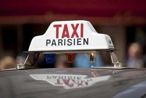 Portrait-robot du chauffeur de taxi parisien   Mobilités, modes de vie et modes de ville   Scoop.it