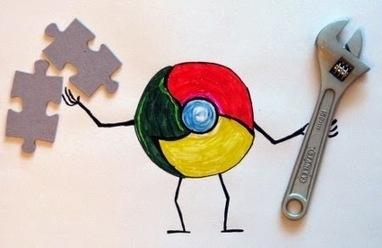 Les meilleures extensions Chrome que vous devez absolument essayer ! | Time to Learn | Scoop.it