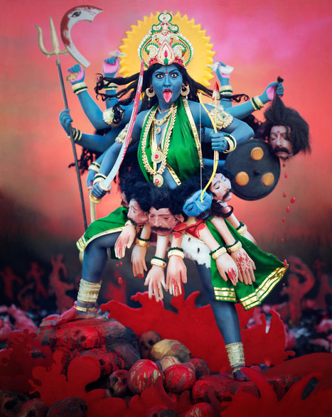 Connecting Hindu Gods and Humans | Photojournalism & Photographic Arts | Scoop.it