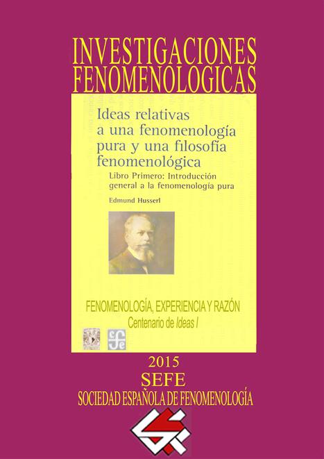 InvFen Monográfico 5   Novedades fenomenológicas   Scoop.it
