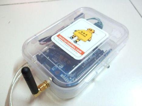 Un tuto pour fabriquer votre propre tracker GPS | Libertés Numériques | Scoop.it