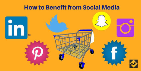 How to Benefit from Social Media | Social Media | Scoop.it