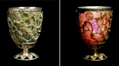 How an ancient Roman cup is teaching scientists about ... - Geek.com | Ancient Artifacts, Art, and Architecture | Scoop.it