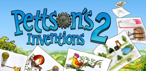 Pettson's Inventions 2 - v1.09 APK + Data Files - AndroTreasure | Android Paid Apps Download. | Scoop.it