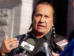 Longtime Indian Activist Russell Means Dies At 72 | Mouvement. | Scoop.it