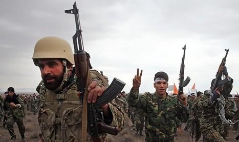 L'Iran organise des exercices militaires destinés à préparer la «libération» de Jérusalem | Rêves orientaux | Scoop.it