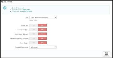 PrestaShop Bulk Print Shipping Label - Is it Possible in minutes? | PrestaShop Modules | Scoop.it
