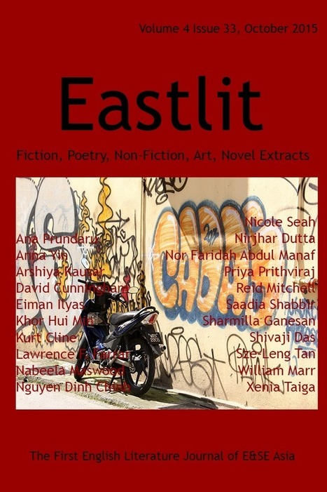 Eastlit October 2015: Asian Literature. Poetry. Fiction, Art. | English Literature and Art in East & South East Asia | Scoop.it