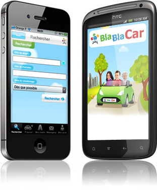 Une autre mobilité grâce au smartphone | www.observatoire-vehicule-entreprise.info | Le smartphone offre-t-il plus de mobilité que l'ordinateur? | Scoop.it